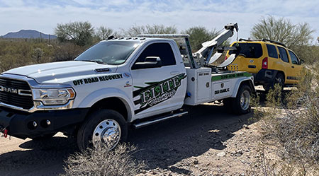 arizona fastest tow truck services
