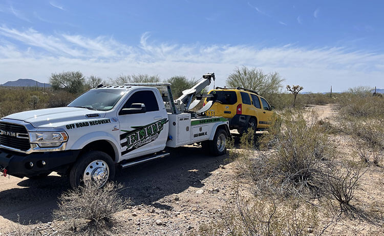 24/7 Emergency Towing