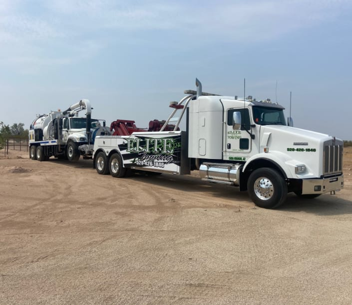 heavy duty towing - Elite Towing