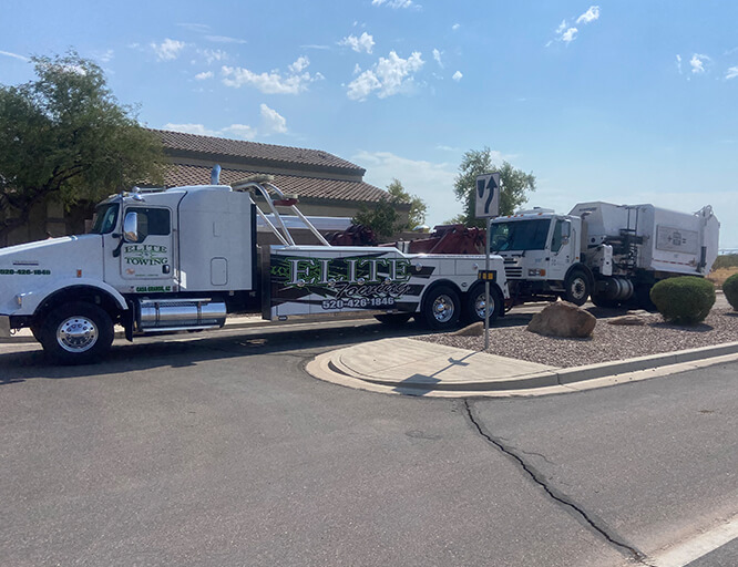 heavy-duty towing services 24/7